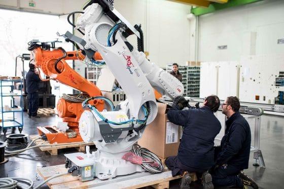 Impianti Robotizzati